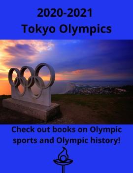 Graphic to click for list of books on Olympic history