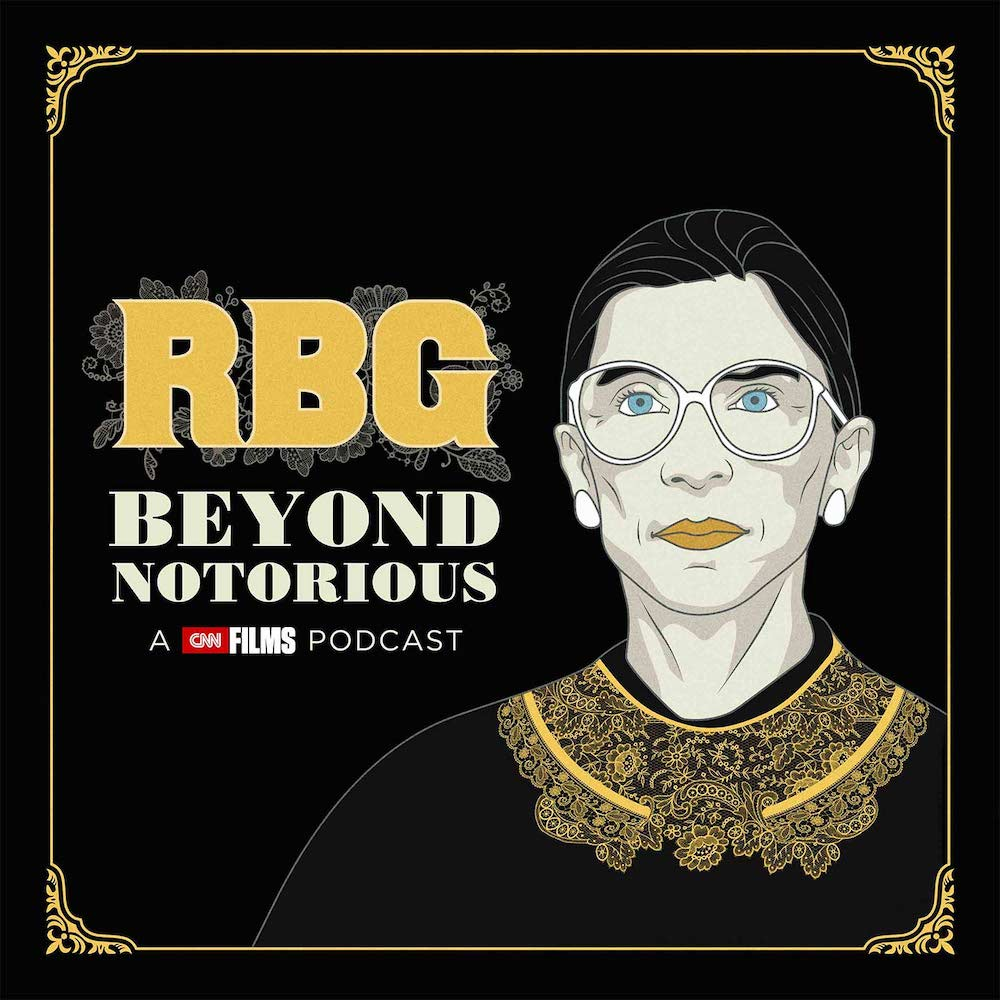 RBG Beyond Notorious podcast series