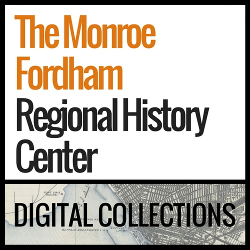 The Monroe Fordham Regional History Center Digital Collections