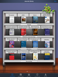 BrowZine Library