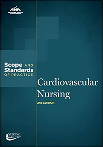 Cardiovascular nursing : scope and standards of practice