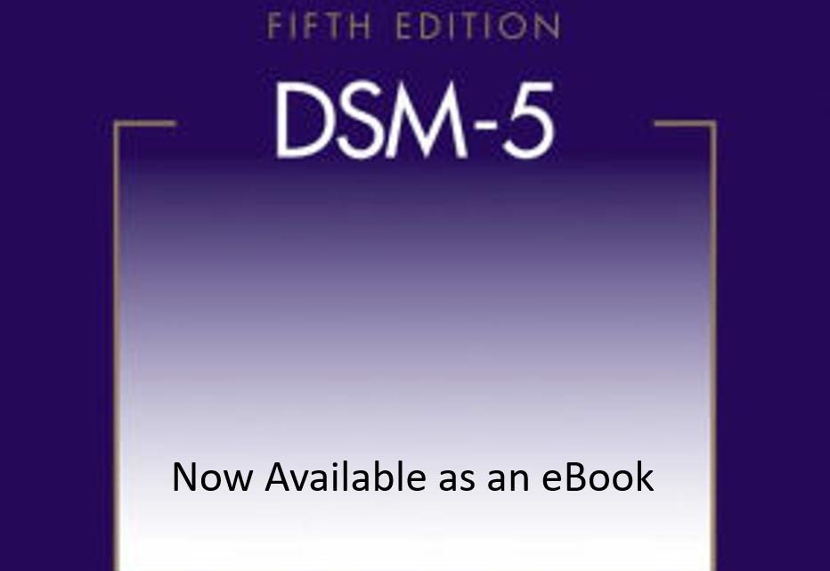 DSM-5 eBook