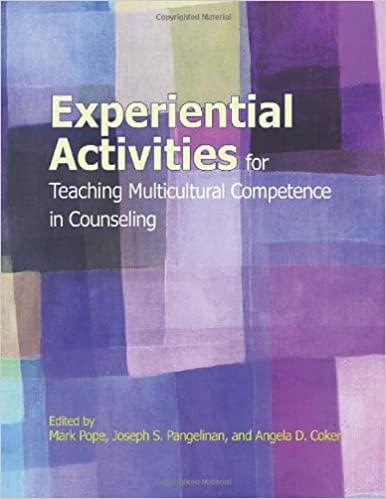 Experiential Activities