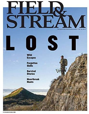 Field and Stream magazine cover