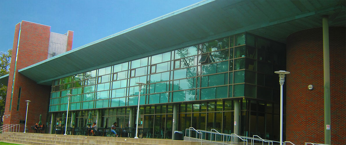 Ekstrom Library