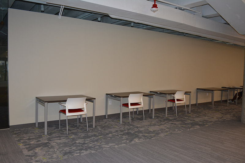 individual study tables