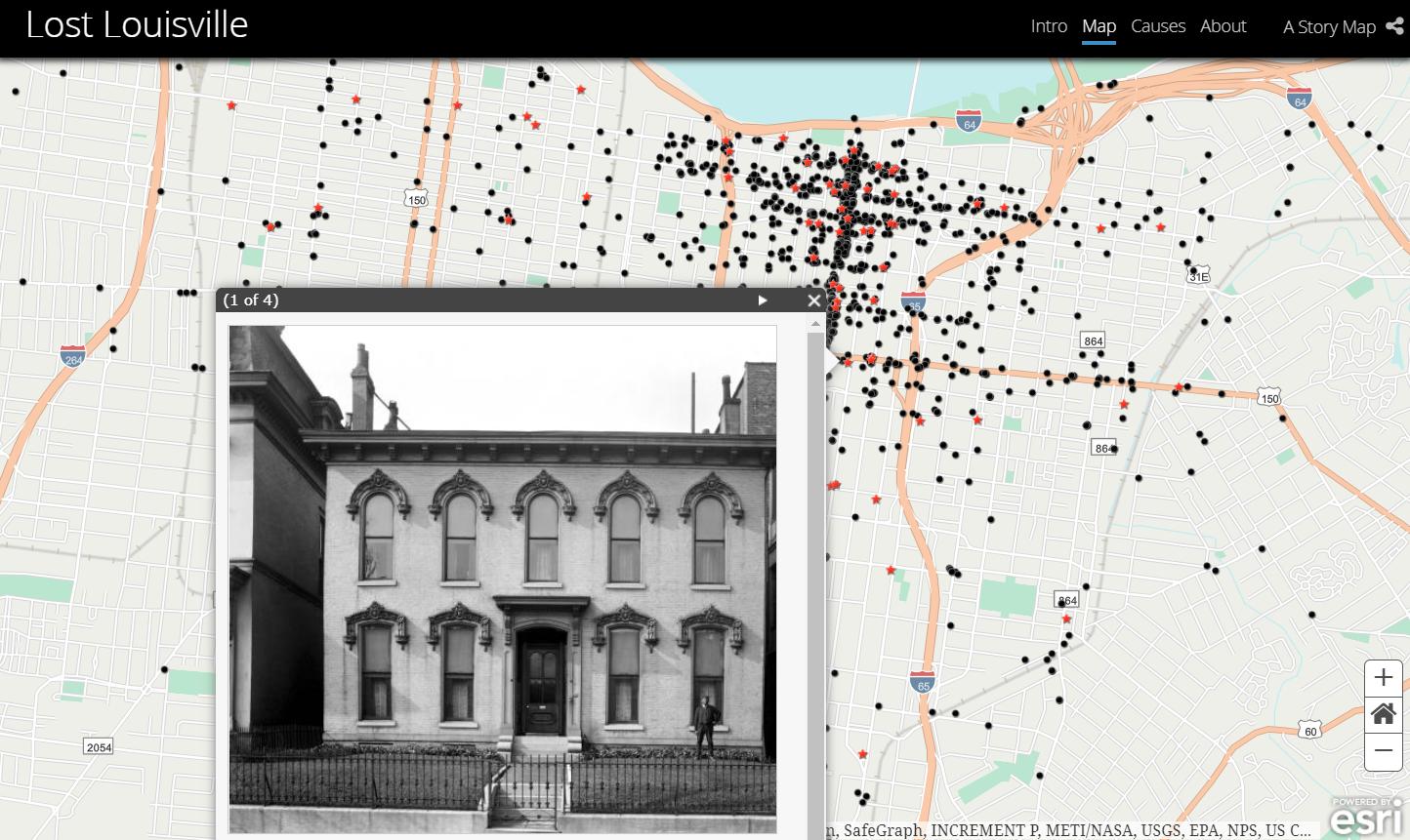 Lost Louisville screenshot