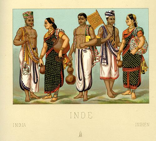 India costumes
