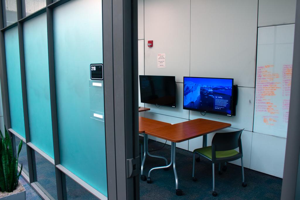 Study Room 218
