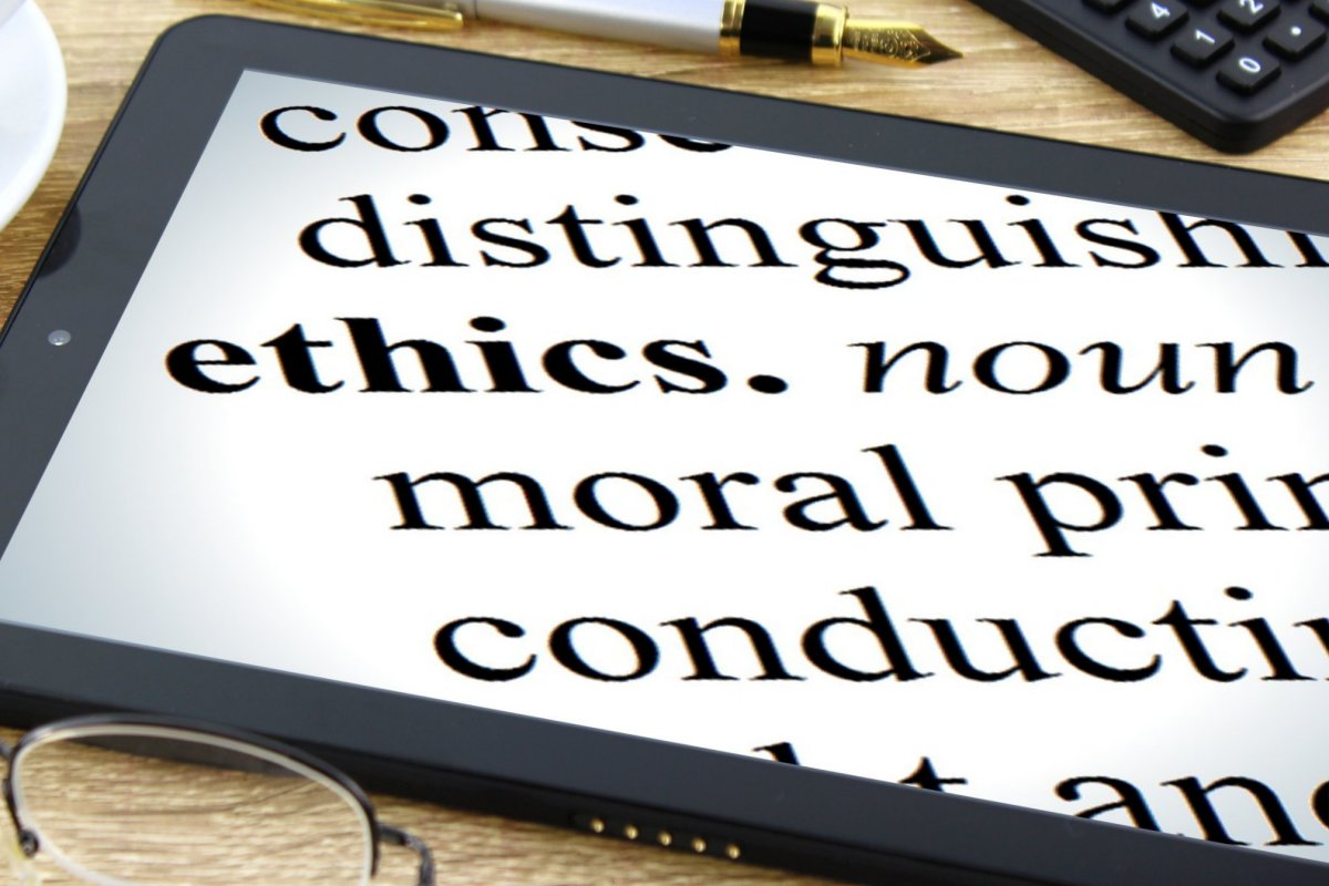 """Ethics"" by Nick Youngson / CC BY-SA 3.0"