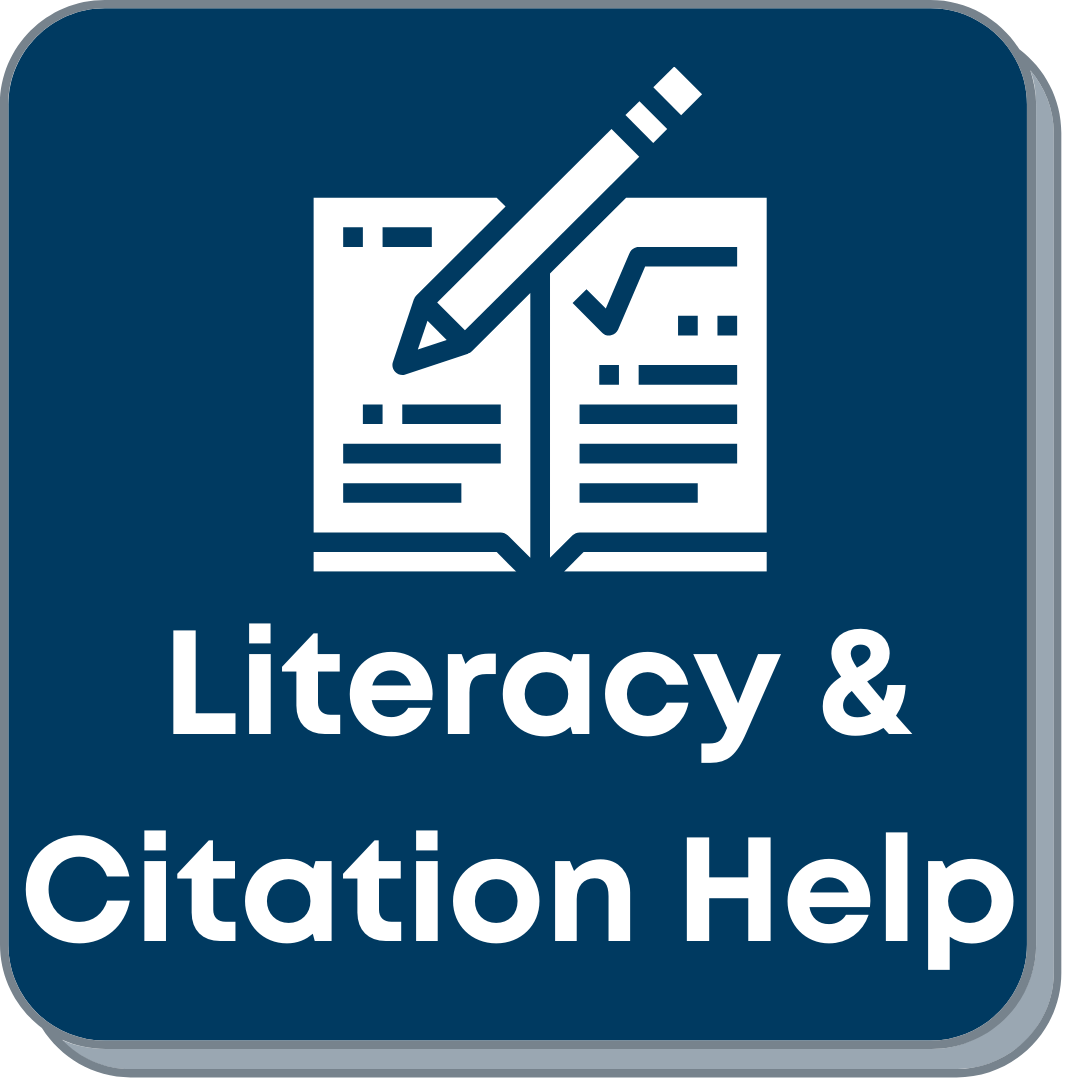 Literacy and Citation Help