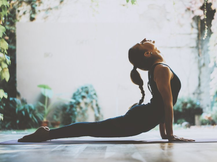 Virtual: November Yoga Series- Slow Vinyasa Flow