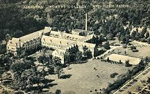 Aerial view Rosary College