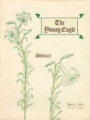 The Young Eagle, April 1911
