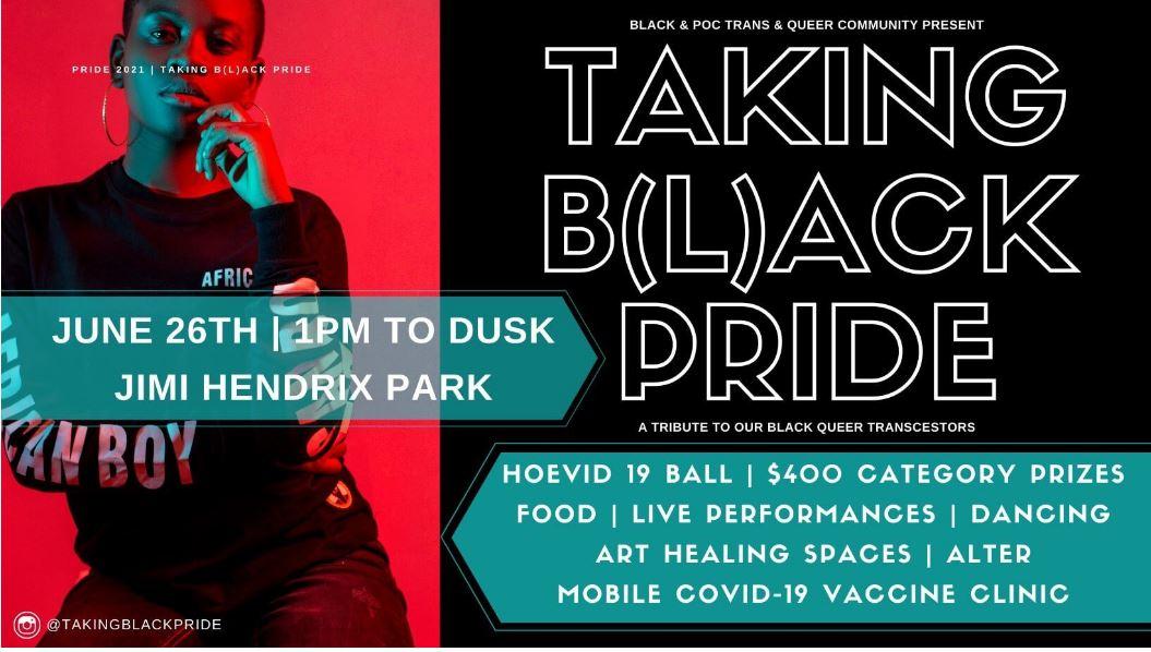 Taking B(l)ack Pride