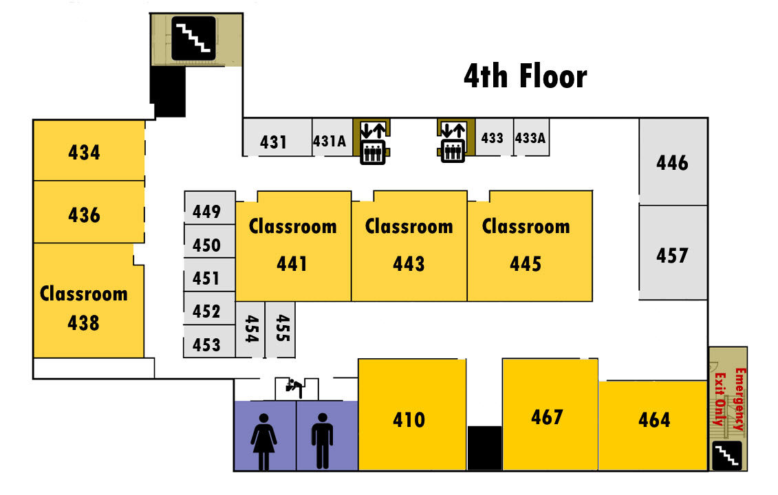 Library 4th Floor