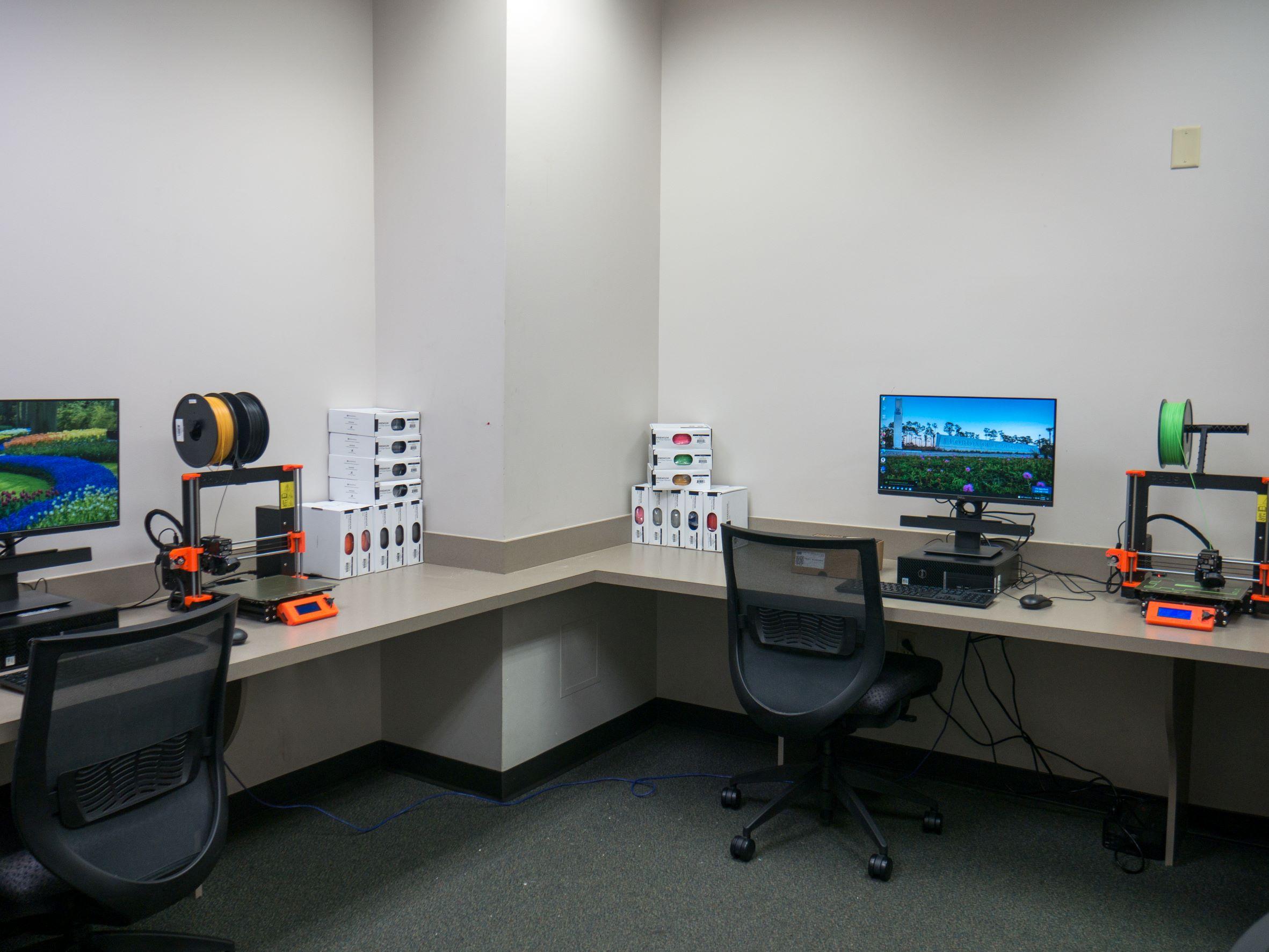 Printing Space