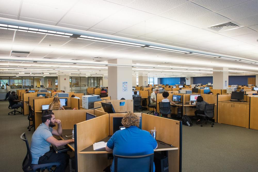 Main computing lab