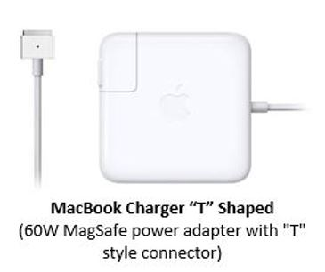 Macbook T Shape Charger