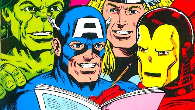 Marvel Five