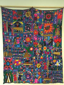 Mayan Quilt