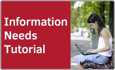 Information Needs Tutorial