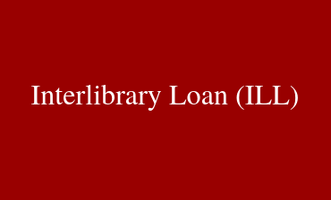 Interlibrary Loan (ILL) Video