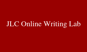 JLC Online Writing Lab Video Tutorial