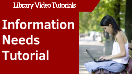 link to library video tutorials