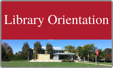 Library Orientation Video Tutorial