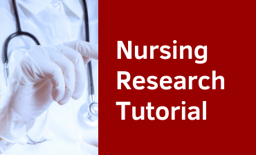 Nursing Research Tutorial
