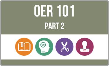 OER 101 Part 2 Video