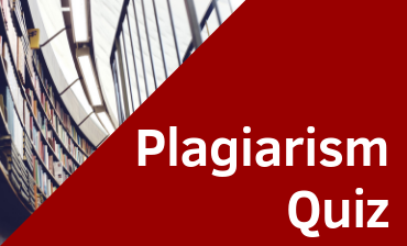 Plagiarism Quiz Tutorial