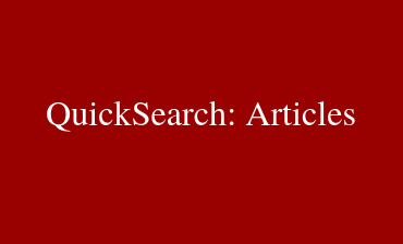 QuickSearch Articles Video