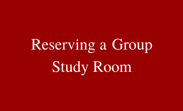 Reserving a Group Study Room Video Tutorial