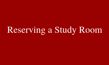 Reserving a Study Room Video Tutorial