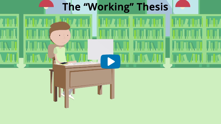 Thesis Statements Video