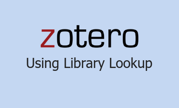 Using Library Lookup Video Tutorial