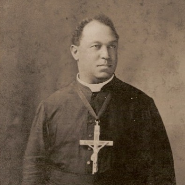 Photo of Father John Henry Dorsey