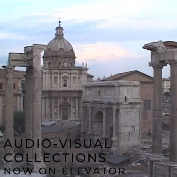 Still image of Rome from Bernardi Campus video