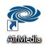 AirMedia icon on Windows