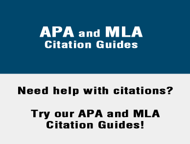 APA & MLA Citation Guide slider image