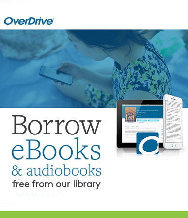 Overdrive slide borrow ebooks and audiobooks