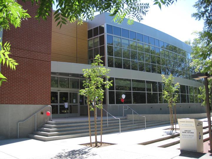 Boettcher Library