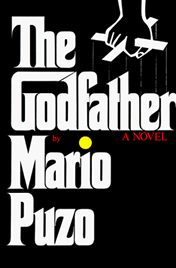 "Cover of ""The Godfather"" book"