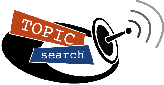 image of Topic Search icon