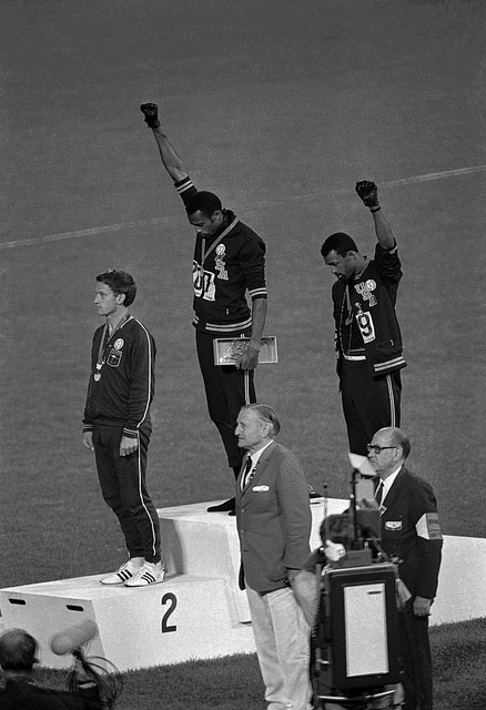 1968 Black Power Salute