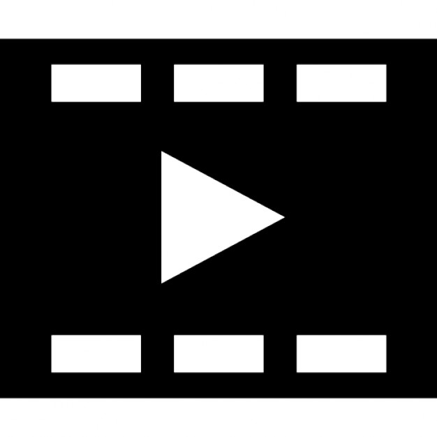 Streaming media video logo